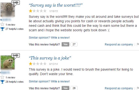 2 You Don T Qualify For Most Surveys