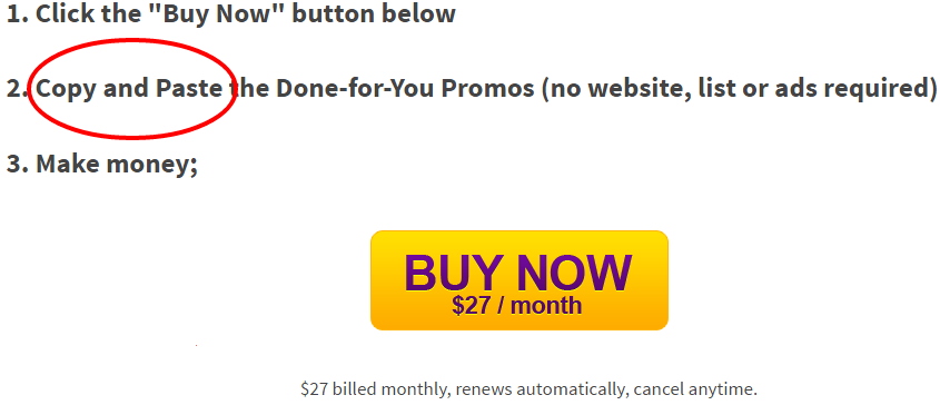 Commissionology buy now button