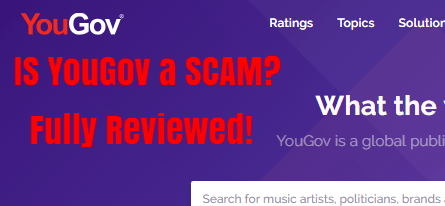 is yougov a scam full review