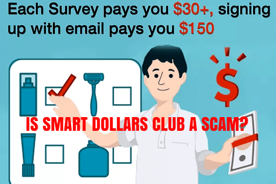 is smart dollars club a scam