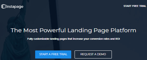 Instapage Most Powerful Landing Page Platform