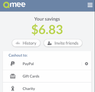 Qmee payments