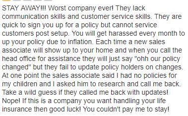 ail complaint