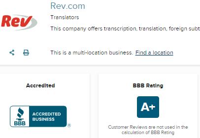 Rev Transcription Review - Is Rev com A Scam? A Terrible Pay