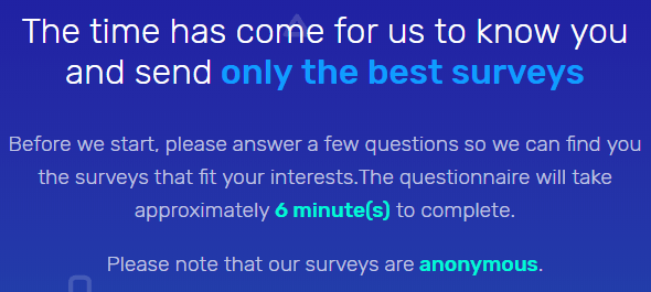 surveytime survey