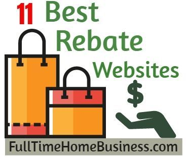 11 Best Rebate Websites