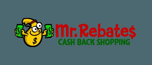 Mr. Rebates logo