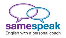 SameSpeak logo
