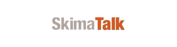 SkimaTalk logo