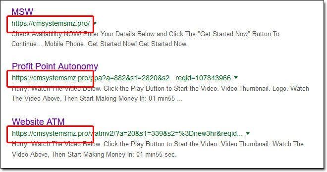 Profit Point Autonomy website names