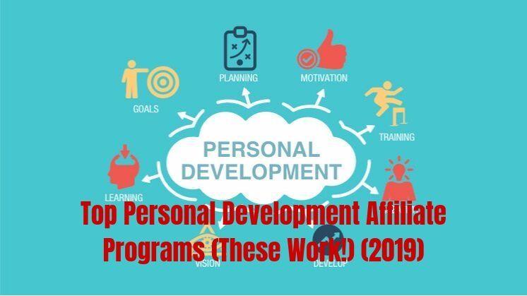 Top Personal Development Affiliate Programs