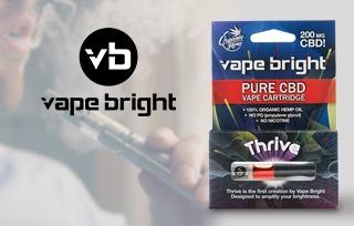 Vape Bright CBD Oil