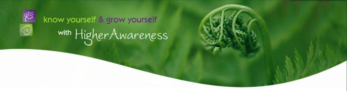 Higher Awareness main page