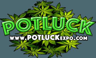 PotluckExpo logo