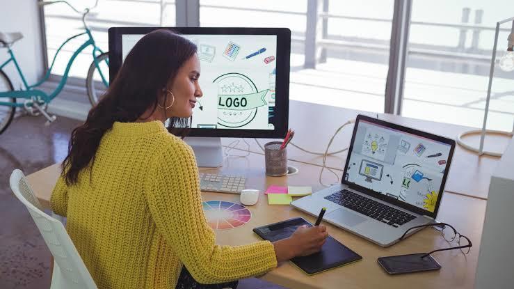Virtual Graphic Designer