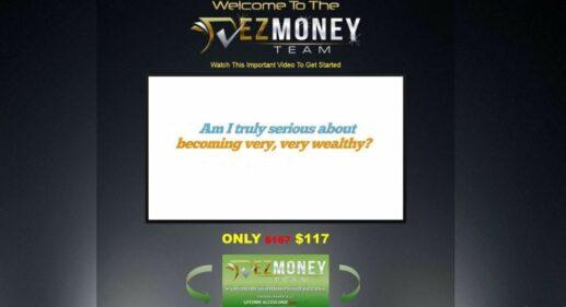 EZ Money Team Upsell 1
