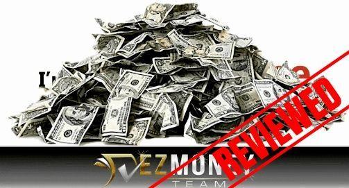 Is Ez Money Team A Scam