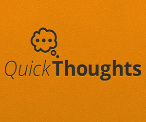 QuickThoughts Survey Review logo