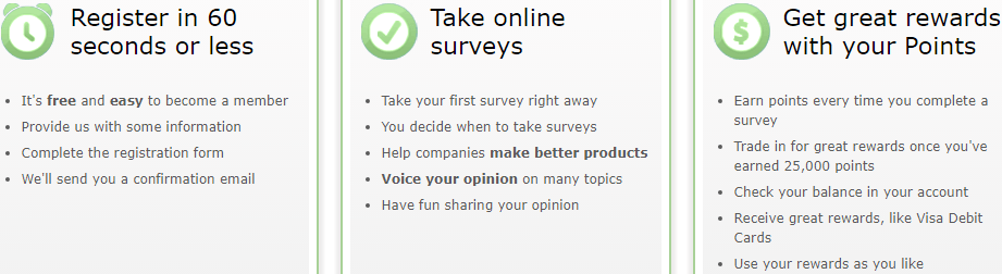 One Opinion Review Steps