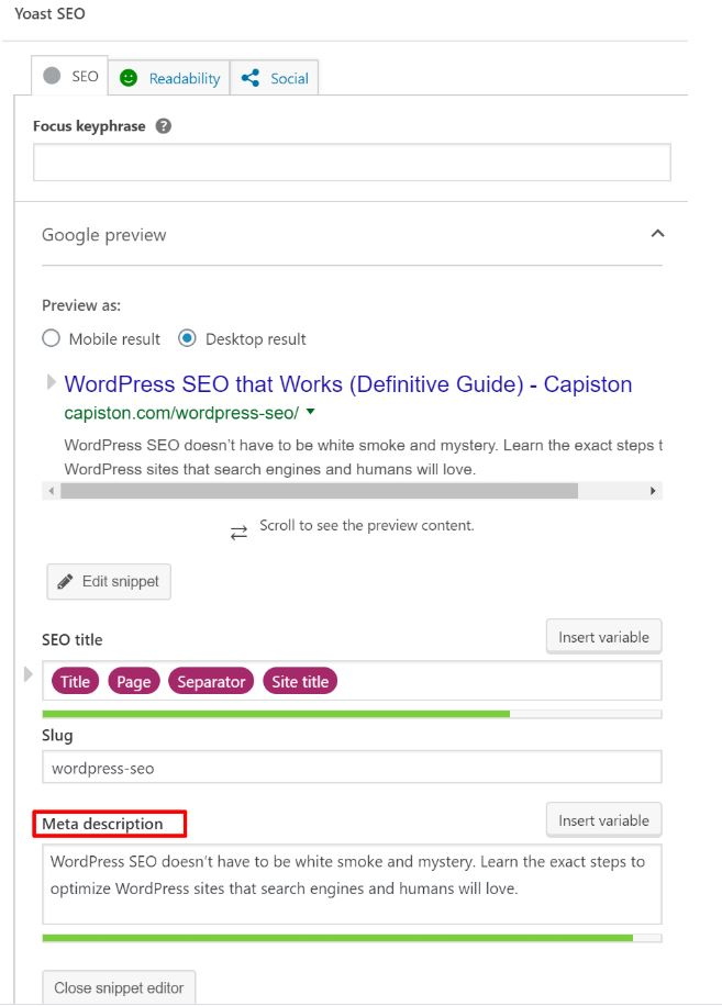 WordPress SEO 50 Actionable Tips to Rank on Google's First Page in Less Than 50 Days Social Markup 2