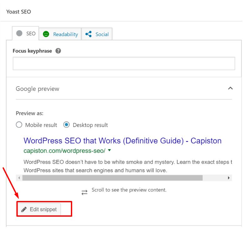 WordPress SEO 50 Actionable Tips to Rank on Google's First Page in Less Than 50 Days Social Markup